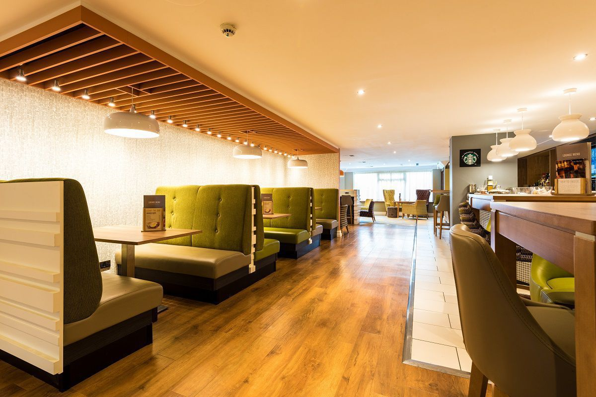Holiday Inn Chester South open lobby