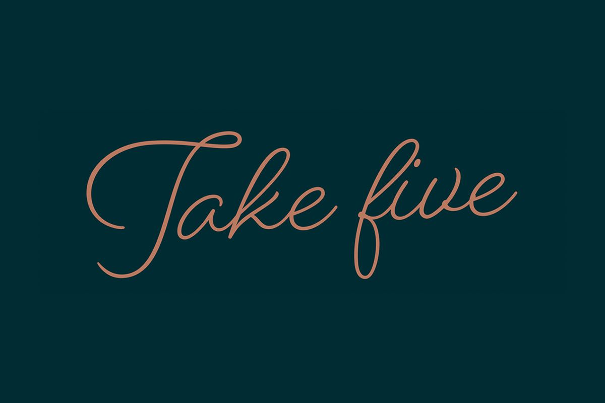 Take Five - Meeting & Event Offers Chester - South